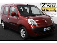 2012(61) RENAULT KANGOO 1.5 DCi EXPRESSION LOW FLOOR WHEELCHAIR ACCESSIBLE