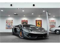 2019 Lamborghini Aventador LP 770-4 SVJ Coupe Petrol Automatic