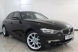 2014 64 BMW 3 SERIES 2.0 320D LUXURY 4DR AUTOMATIC 184 BHP DIESEL