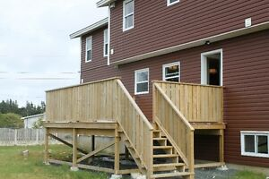 Very bright and spacious 2 bedroom 2nd story apartment. St. John's Newfoundland image 1