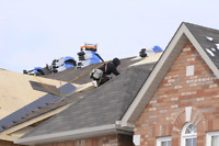 New and/or Re Roofing: Roof Repairs - Free Estimate