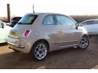 2014 64 FIAT 500 1.2 LOUNGE 3D 69 BHP