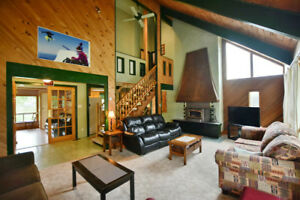 Blue Mountain Chalet - Available Jun 29-Jul 2 and Aug 3-6