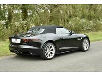 2018 Jaguar F-Type 2.0 R-Dynamic 2dr Auto Convertible Petrol Automatic