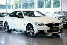 image for 2016 BMW 4 Series 3.0 435d M Sport Auto xDrive 2dr Coupe Diesel Automatic