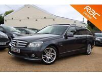 2011 60 MERCEDES-BENZ C CLASS 2.1 C200 CDI BLUEEFFICIENCY SPORT - RAC DEALER