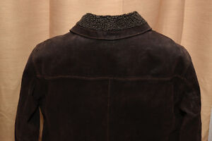 Leather Jacket by Denver Hayes lined with Thinsulate-Like Fill Peterborough Peterborough Area image 5