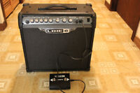 FT/FS Line 6 Spider 30 Watt Modelling Amp Excellent Condition