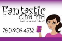 FANTASTIC CLEAN TEAM