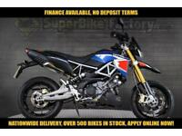 2016 16 APRILIA DORSODURO 750 ABS 750CC 0% DEPOSIT FINANCE AVAILABLE
