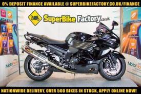 2007 57 KAWASAKI ZZR1400 A7F 1400CC 0% DEPOSIT FINANCE AVAILABLE