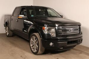 Ford F-150 SuperCrew ** LIMITED ** 2014