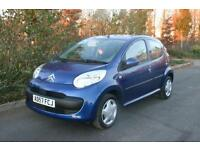 2008 Citroen C1 Rhythm 5 Door done just 79987 Miles with FULL SERVICE HISTORY