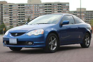 2002 Acura RSX Type-S Coupe (2 door)