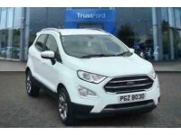 2020 Ford Ecosport 1.0 EcoBoost 125 Titanium 5dr- PRIVACY GLASS, SAT NAV- TAKE M