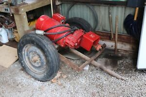 PTO GENERATOR on wheels/frame FOR SALE   ('FORNEY') Stratford Kitchener Area image 6
