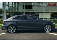 2020 Audi RS3 RS 3 Saloon 400 PS S tronic Auto Saloon Petrol Automatic
