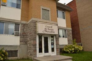 Centre de Santé Naturelle - Ahuntsic-Cartierville (1er etage)