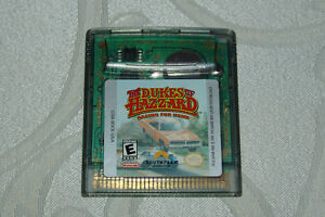 The Dukes of Hazzard for the Gameboy Color