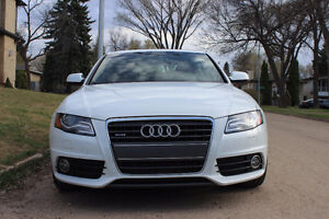 2012 Audi A4 2.0T Premium Plus Sedan (Sline Package)