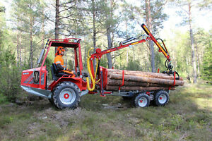 Thinning Forwarder from Kranman Starting @ $525.00 a month