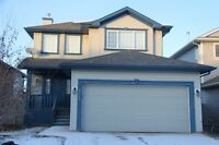 4 Bedroom with finished basement for rent in Airdrie