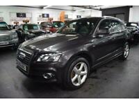 2011 Audi Q5 2.0 TDI QUATTRO S LINE 5d 141 BHP 4X4 Estate Diesel Manual