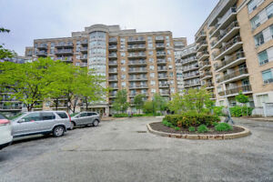 JUST LISTED Condo for Sale - Parking and Locker, steps to Subway
