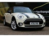 2016 MINI Clubman 2.0 COOPER D ESTATE AUTOMATIC SAT NAV HUGE SPEC 5d 148 BHP Est