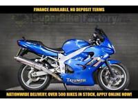 2002 02 TRIUMPH TT 600 600CC 0% DEPOSIT FINANCE AVAILABLE