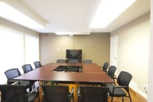 Downtown- Hourly/Daily Office & Boardroom Rental
