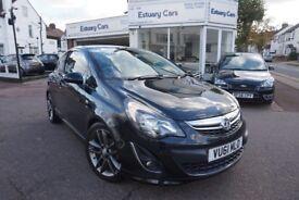 Vauxhall Corsa 1.4I VVT A/C SRI (black) 2012