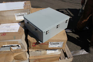 Hammond Industrial Control Panel Enclosures (each)