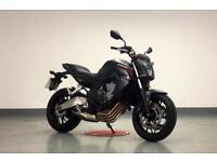 Honda CB650 FA Naked