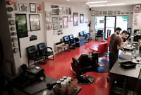 Barber wanted full time at Niagara Barbershop and Shave Parlour