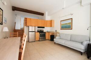 Glubes Lofts- short term rental one bedroom loft!