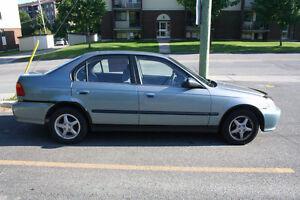 1999 Honda Civic Berline