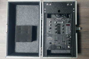 Pioneer Djm 400 Mixer + Road Case