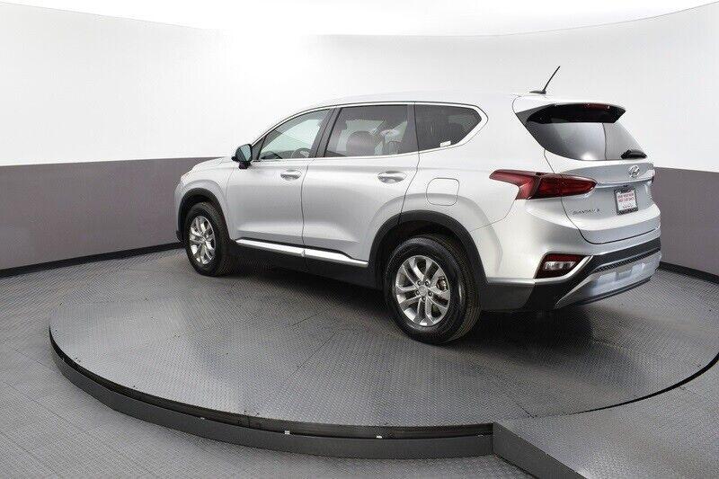 Image 4 Coche Americano usado Hyundai Santa Fe 2019