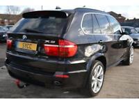 2008 BMW X5 3.0sd 286 BHP M Sport 5dr Auto 5 door Four Wheel Drive