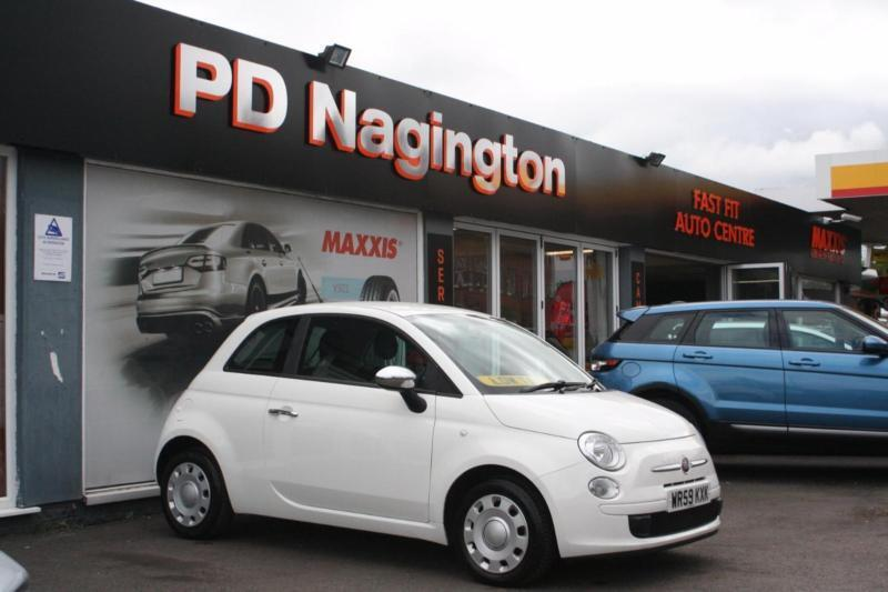 2009 FIAT 500 1.2 Pop + AIR CONDITIONING + ZERO DEPOSIT FINANCE AVAILABLE