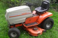 Columbia 19.5 hp twin Lawn Tractor