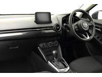 2018 Mazda 2 Mazda Hatchback SE-L Petrol white Automatic