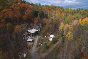 Wakefield off grid home for sale