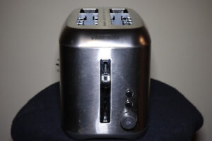 Toasters - Stainless Steel - Black - Great Price