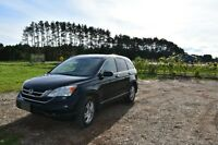 2010 Honda CR-V EX-L SUV, Crossover Black