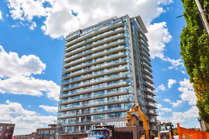 Two Bedroom Condo in Kitchener City Centre!