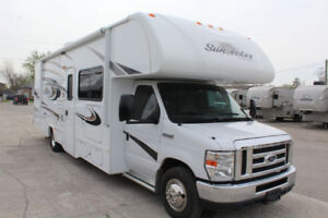 2014 FOREST RIVER SUNSEEKER 3050S MOTORHOME