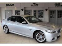 2014 63 BMW 5 SERIES 2.0 520D M SPORT 4D 181 BHP DIESEL