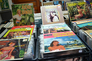 25 HAWAIIN RECORDS 25 LP'S - ALL EXTREMELY CLEAN! $25 Windsor Region Ontario image 3